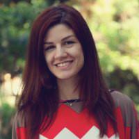 Giourka Vivi speakt