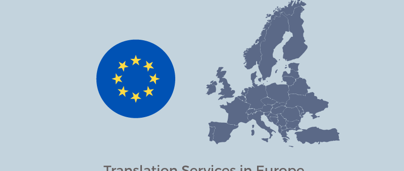Translation services in Europe