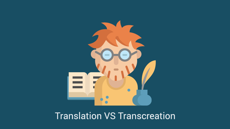 What is the difference between translation and transcreation?