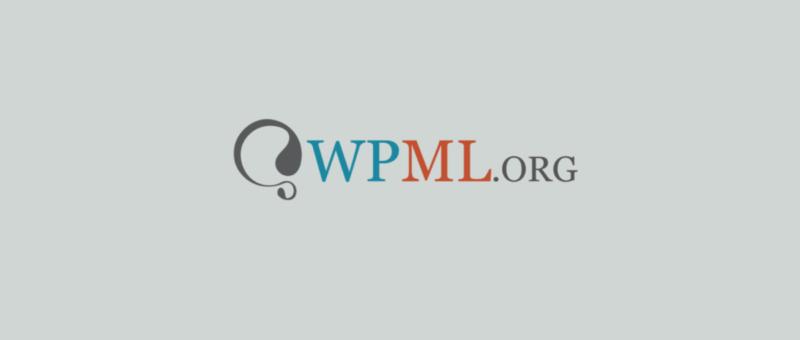 Using WPML's Translation Plugin
