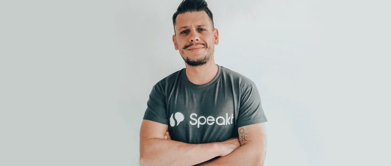 Speakt: A startup company that started in Xanthi and is expanding all over the world!