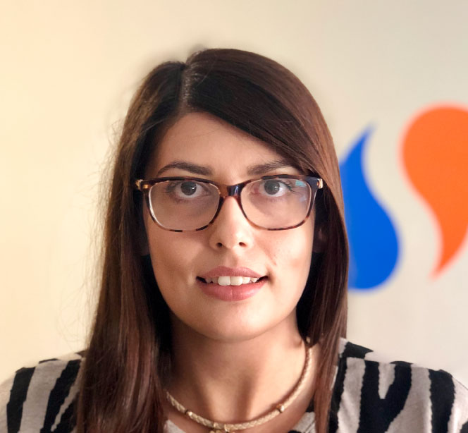 Chrysa Zournatzidou Account Manager