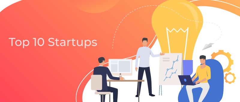 Top 10 Startups for 2019