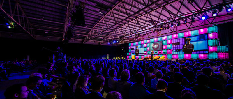 Speakt was selected to participate on the ALPHA startup track at Web Summit 2019