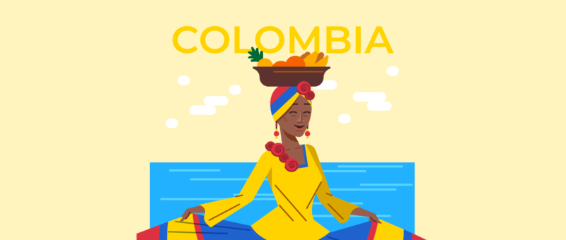 What Language do Colombians speak?